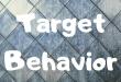 Behavior Change Example