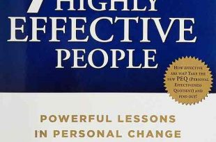 The 7 Habits of Highly Effective People Book Short Summary