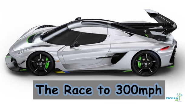 The Race to 300 Mph Case Study Analysis Summary