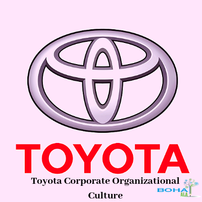 Toyota Corporate Organizational Culture