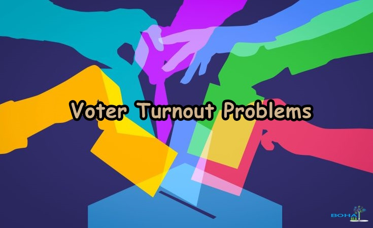 Voter Turnout Problems