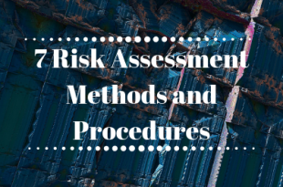 7 Risk Assessment Methods and Procedures