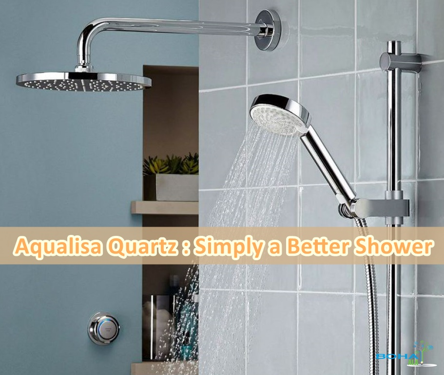 Aqualisa Quartz Showers Analysis