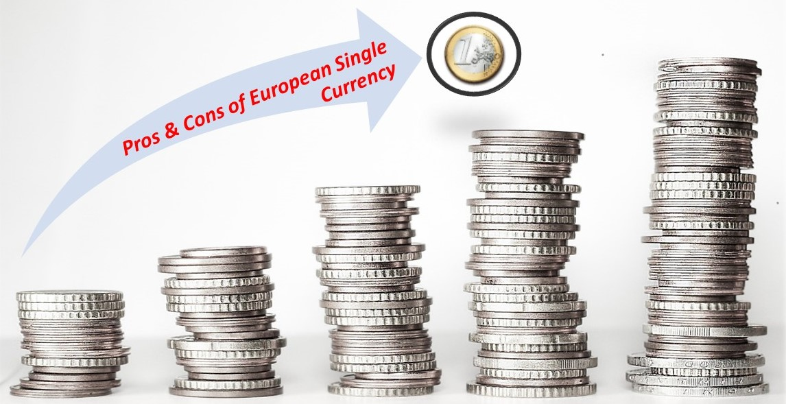 Benefits and Problems of European Single Currency