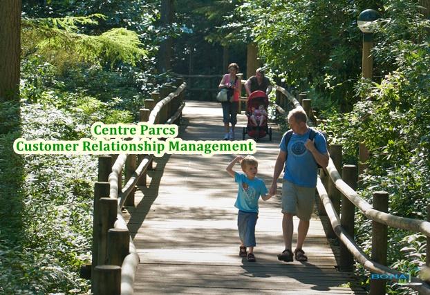 Centre PARCS Customer Relationship Management