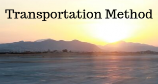 Classes of Airspace and On Demand Transportation Method
