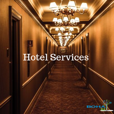 Hotel Services Letter Example