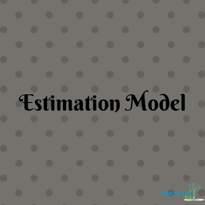 Estimation Model in Banking Sector