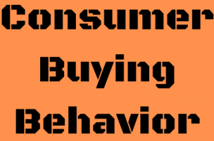 Factors Affecting Consumer Buying Situation