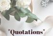 Quotation Summary Example