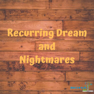 Recurring Dream and Nightmares Example