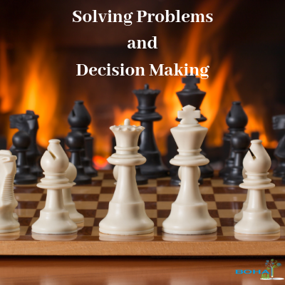 Solving Problems and Decision Making