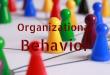 Role of Leadership in Organizational Behavior