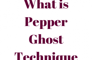 What is Pepper Ghost Technique