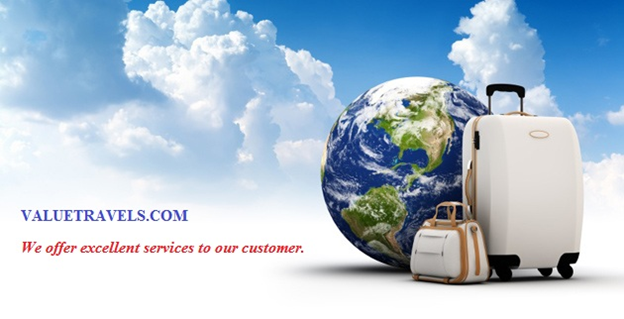 Value Travels & Tours Inc Online Booking Website