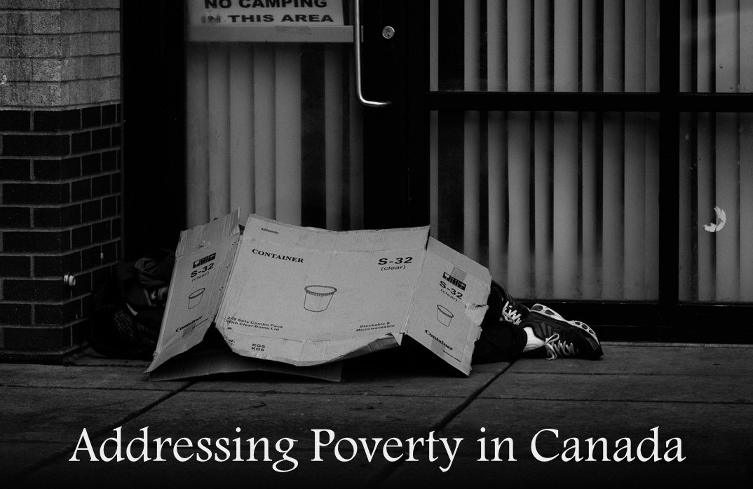 Addressing Poverty in Canada