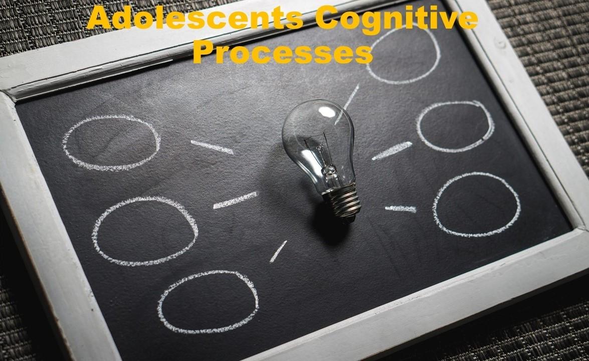 Adolescents Cognitive Processes