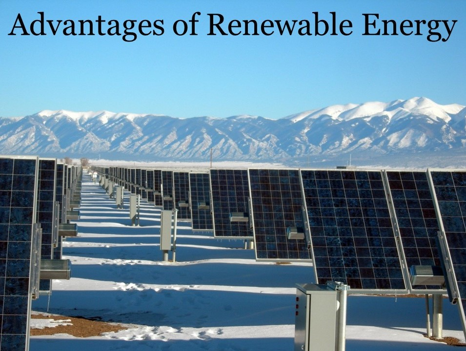 Advantages of Renewable Energy