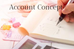 Advance Financial Account Concept Report