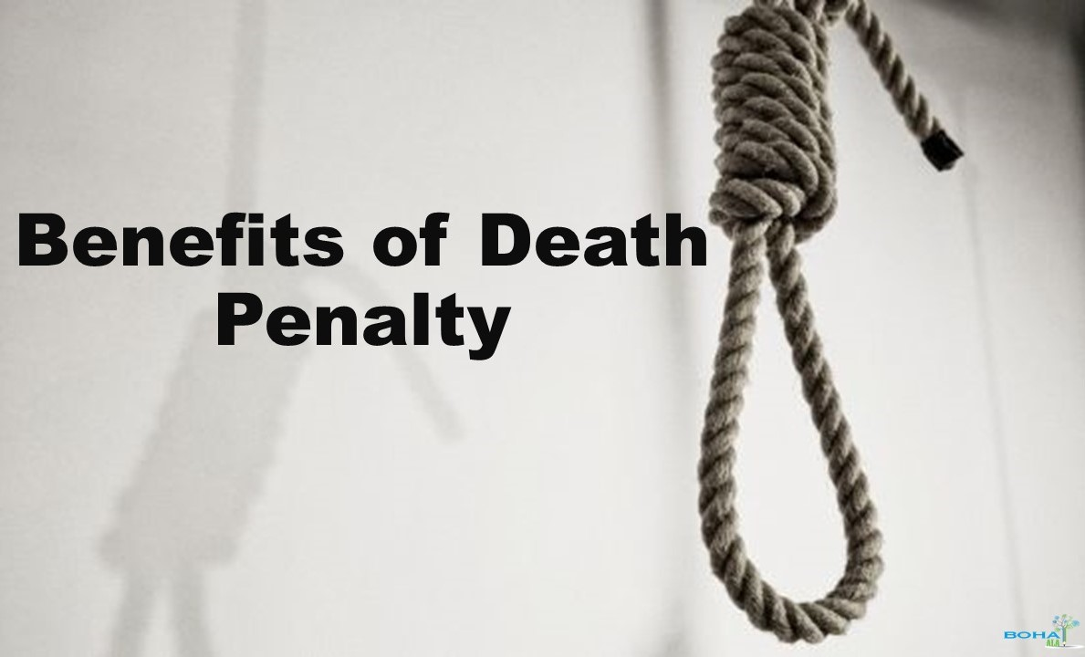 Benefits of Death Penalty