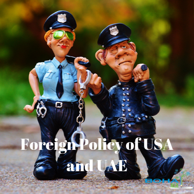 Comparison of Foreign Policy of USA and UAE