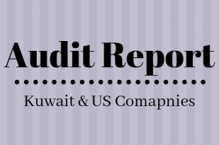 Comparison of Kuwait and US Companies Auditors Report