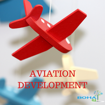 Development in Aviation Department