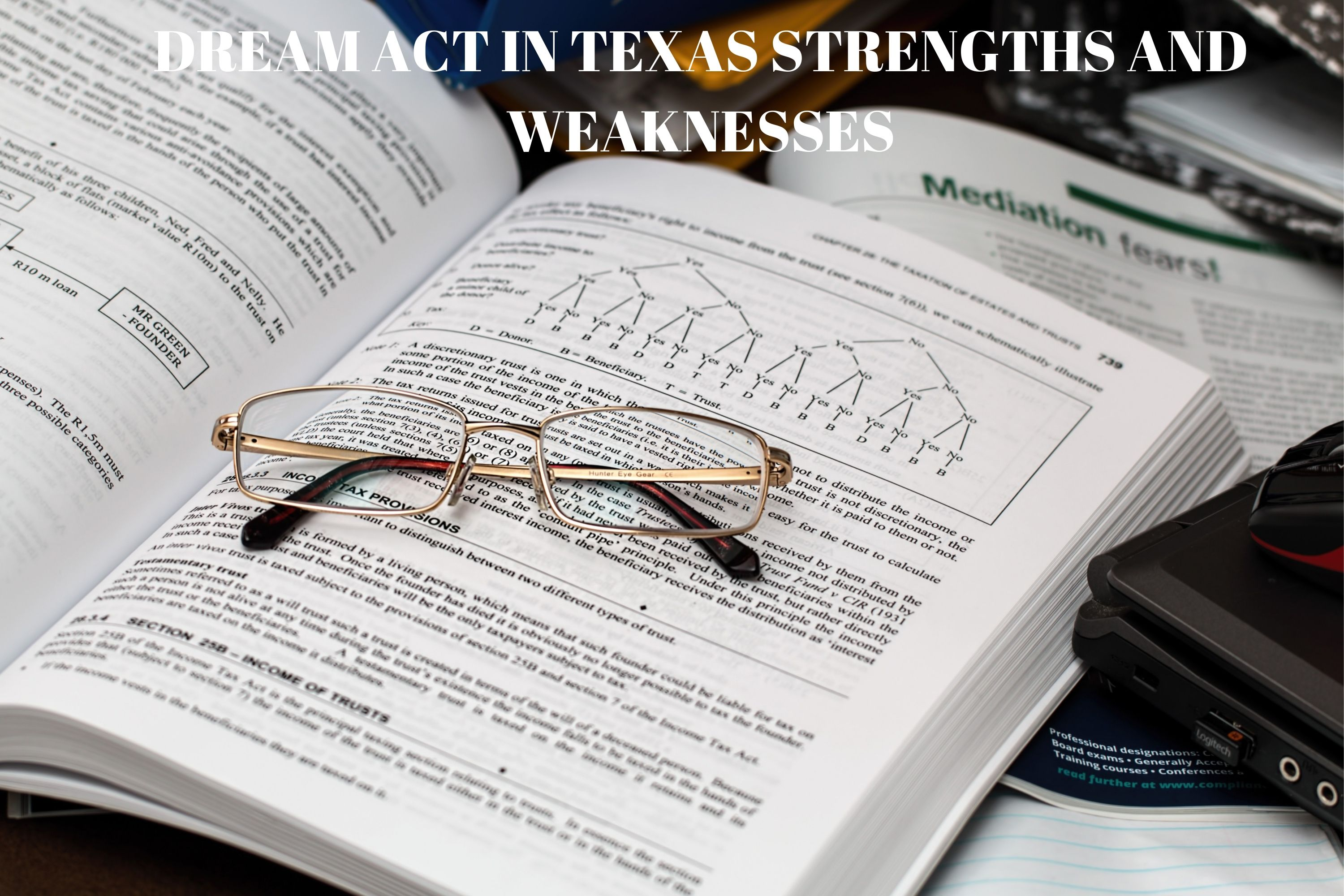 Dream Act in Texas Strengths and Weaknesses