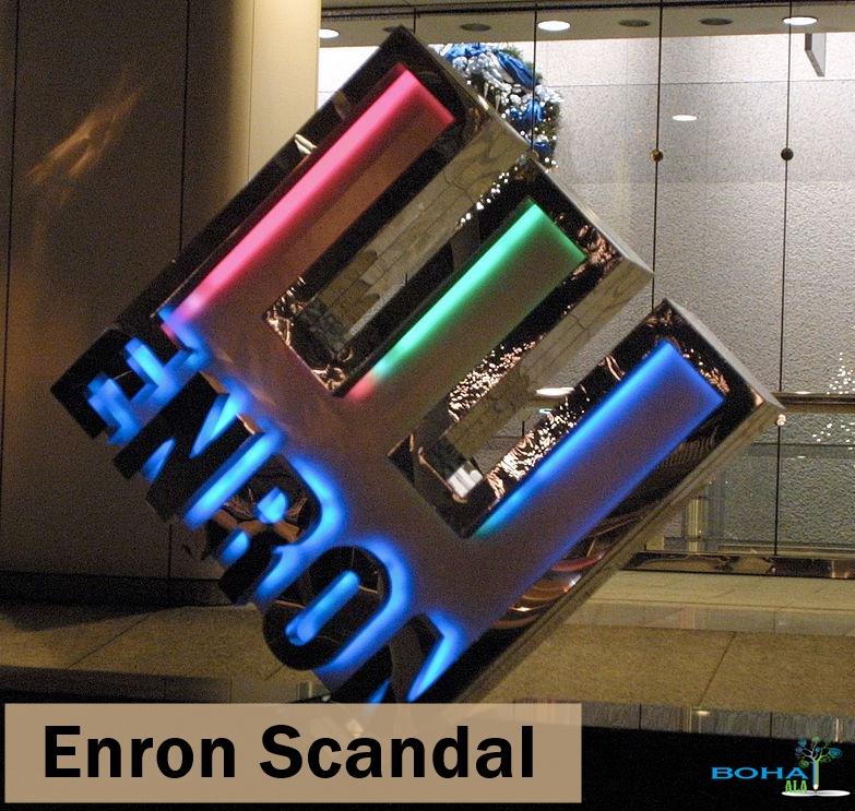 Enron Scandal in Finance Case Study