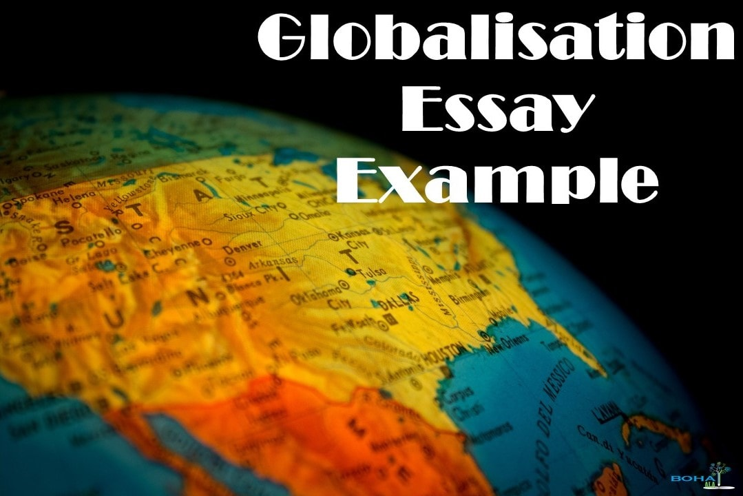 Globalisation Essay Example