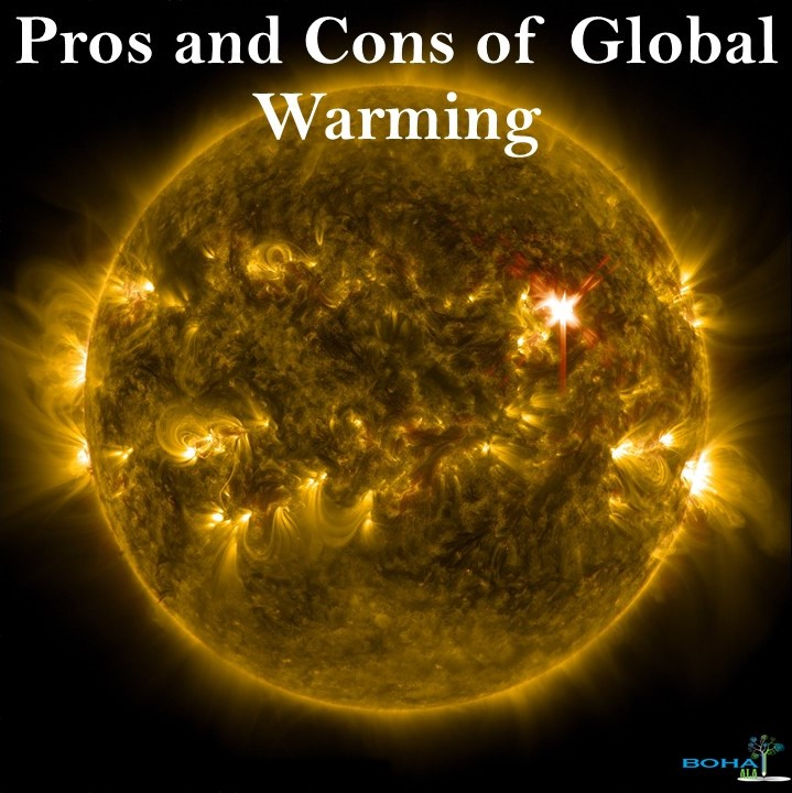 Pros and Cons of Global Warming
