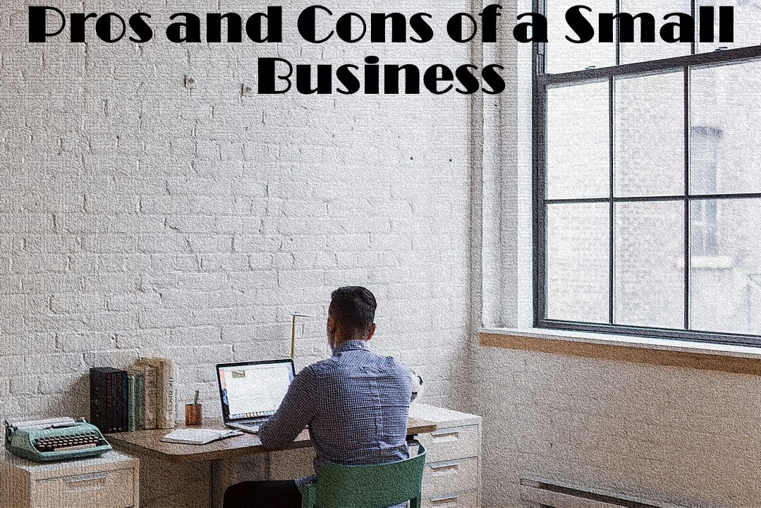 Pros and Cons of Small Business