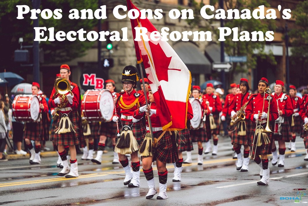 Pros and Cons on Canada's Electoral Reform Plans