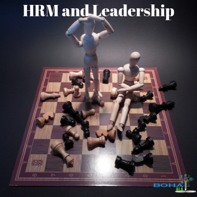 Role of Leadership and HRM Strategy in Organization