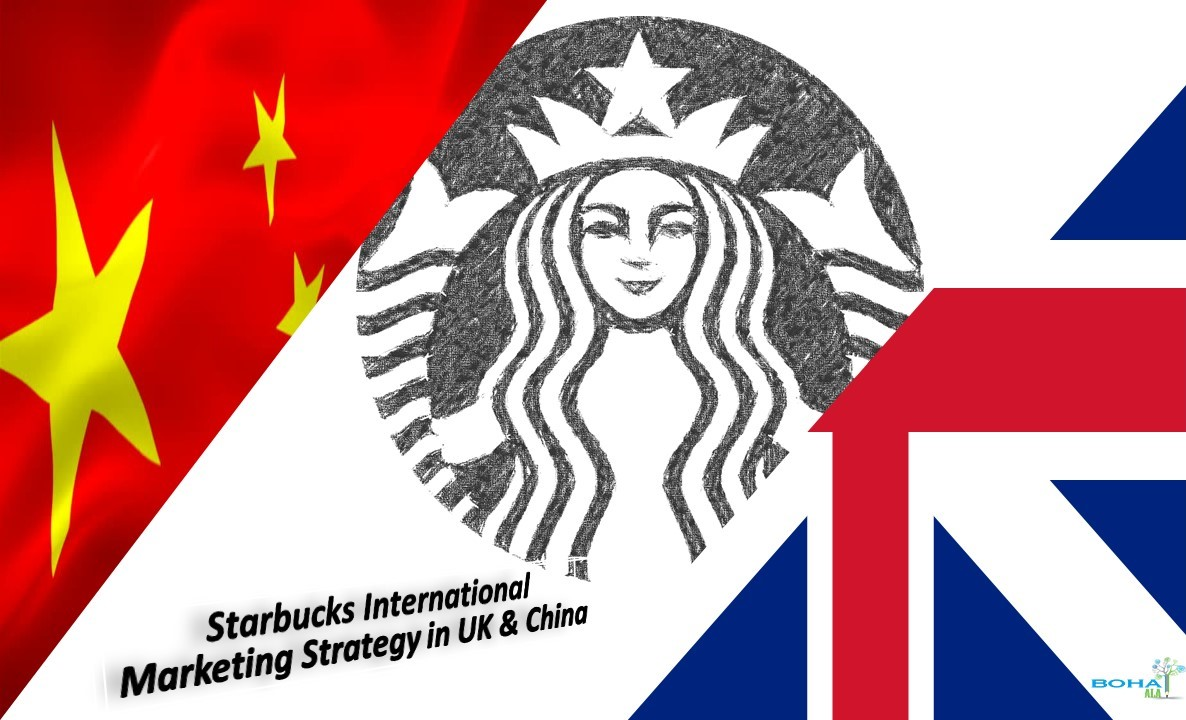 Starbucks International Marketing Strategy in UK and China