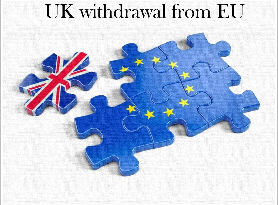 UK withdrawal from EU