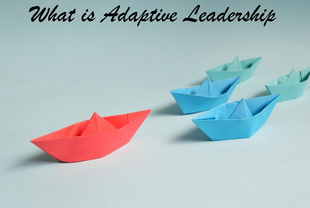What is Adaptive Leadership