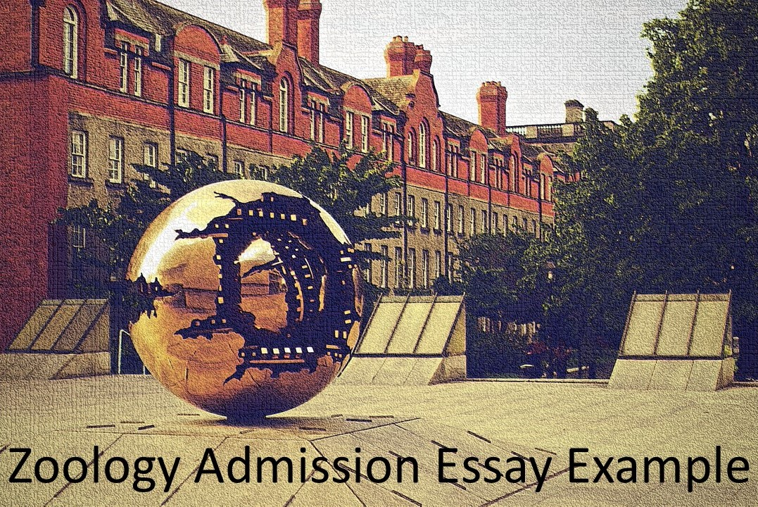 Zoology Admission Essay Example
