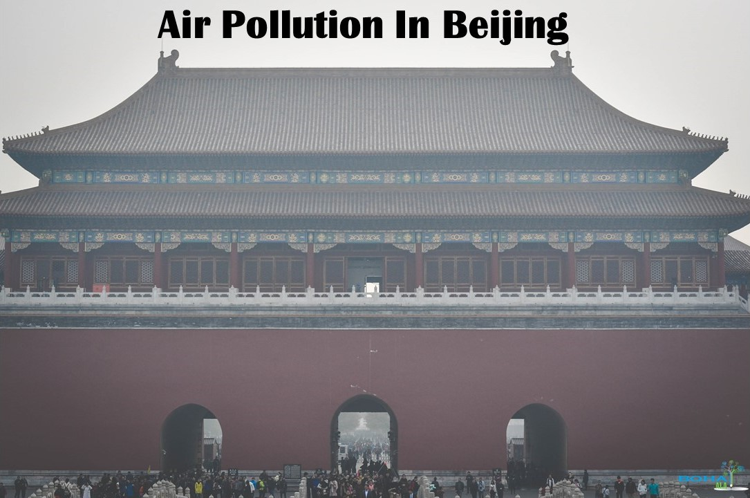 Air Pollution In Beijing China