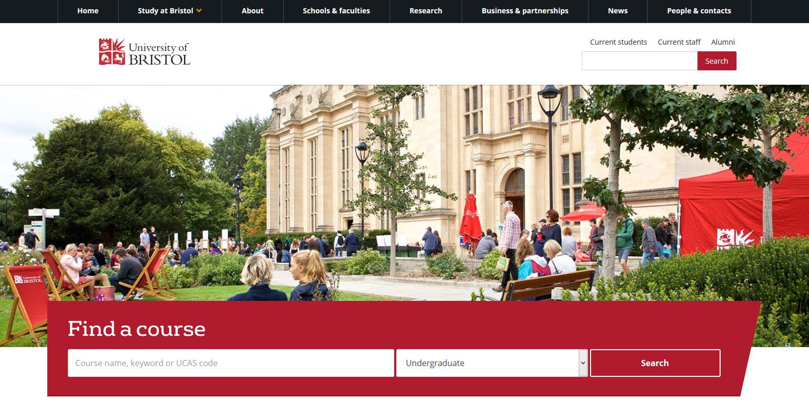 Bristol University UK SWOT and PEST Analysis