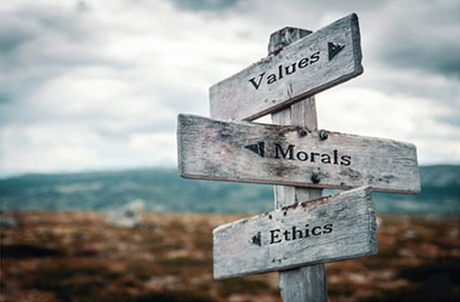 Ethical Versus Values Dilemma Example