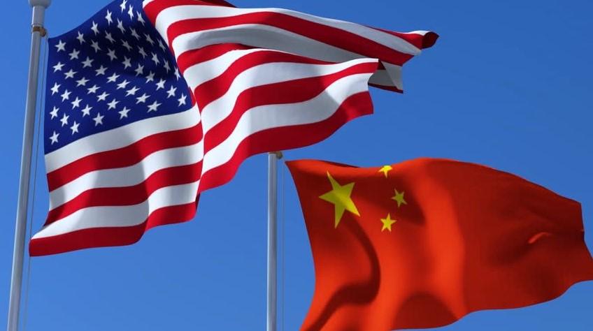 USA and China Trade Patterns Comparison