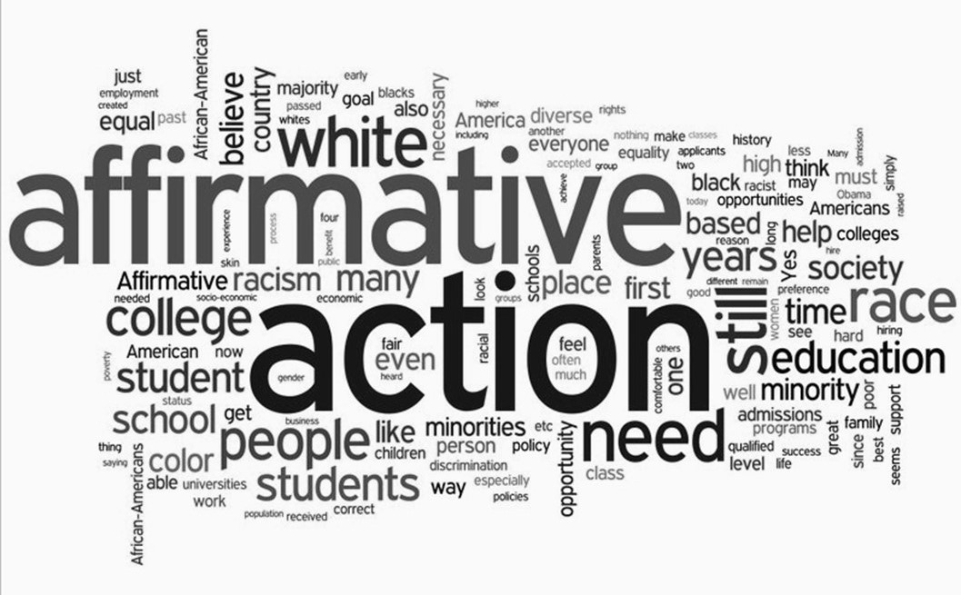Affirmative Action in the Workplace Case Study Analysis