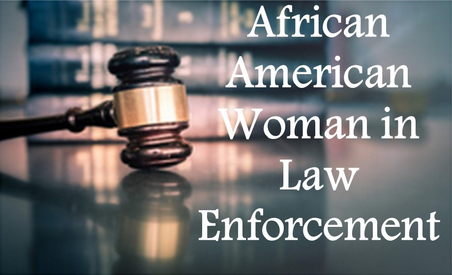 African American Woman in Law Enforcement