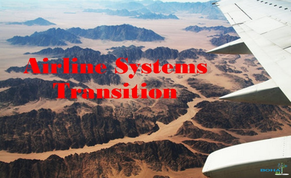 Airline Systems Transition