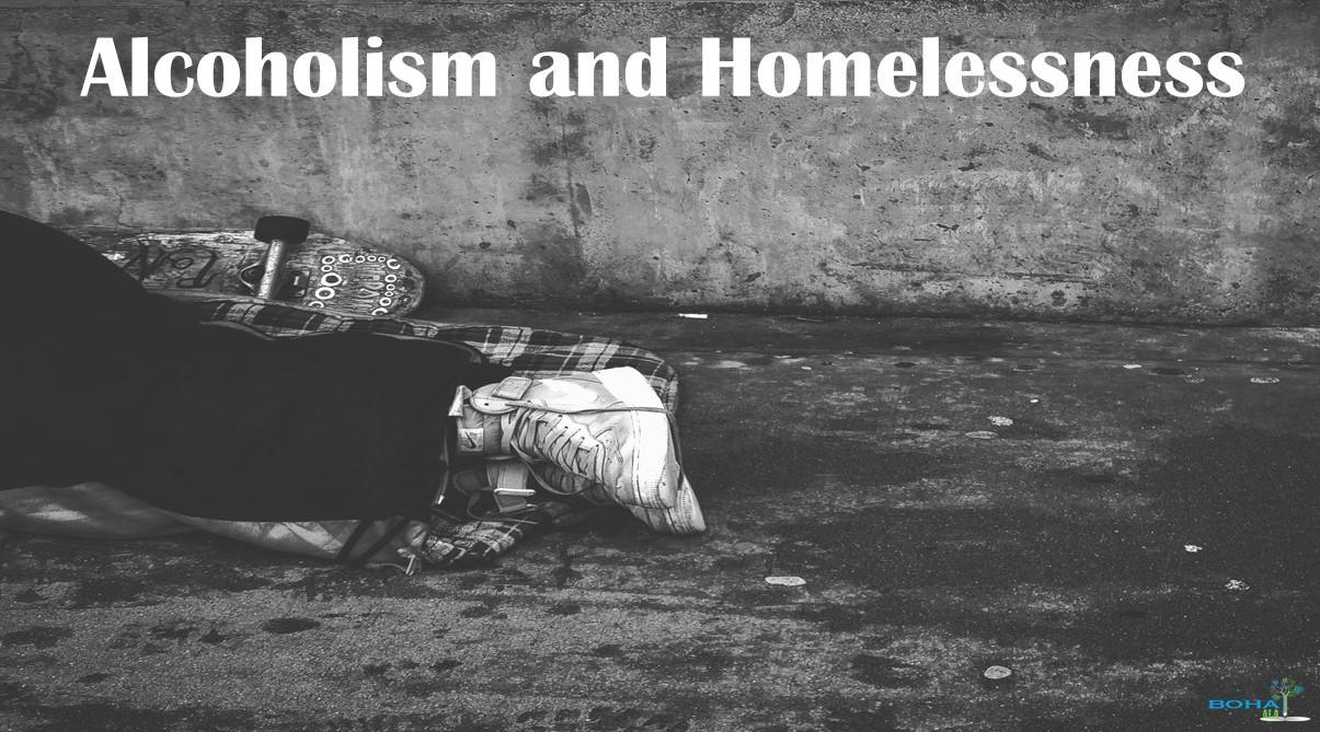 Alcoholism and Homelessness