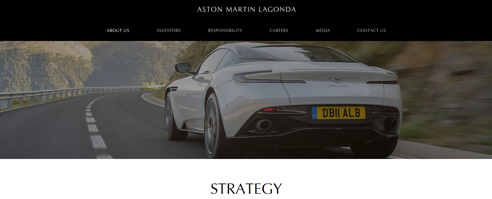 Aston Martin Strategic Management Analysis