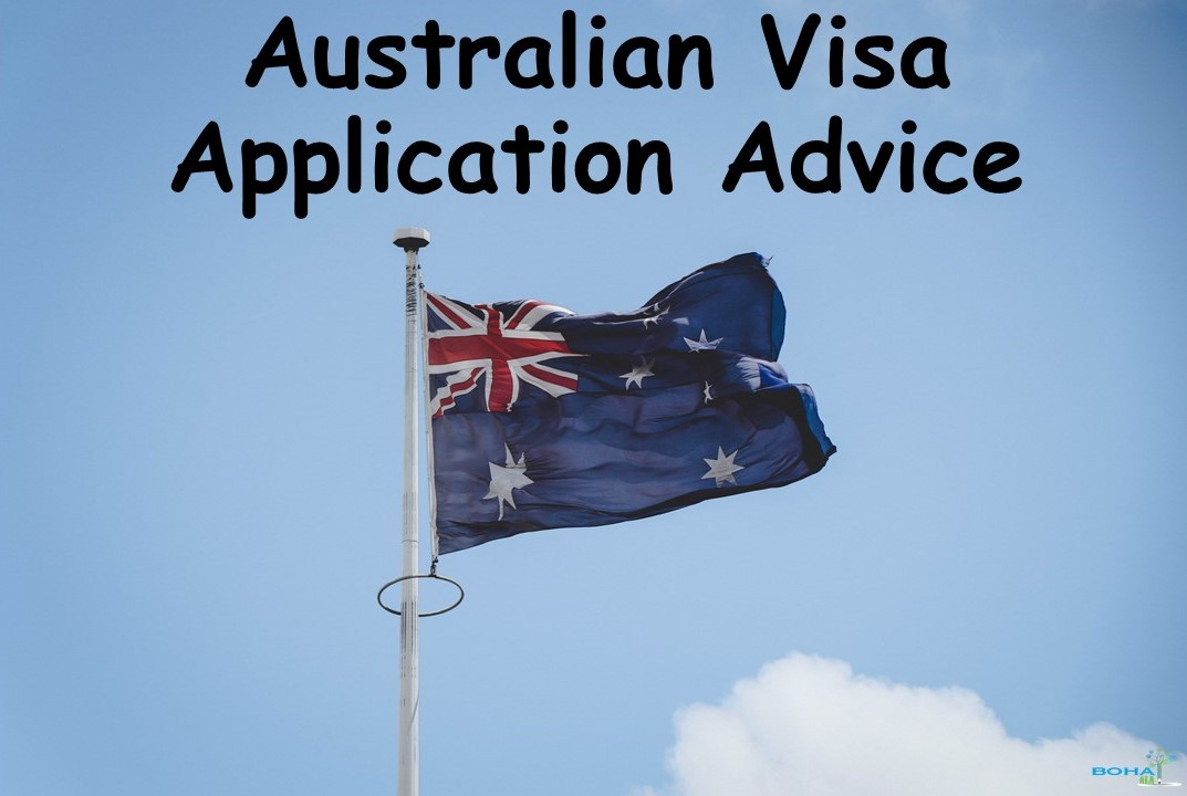 Australian Visa Application Advice