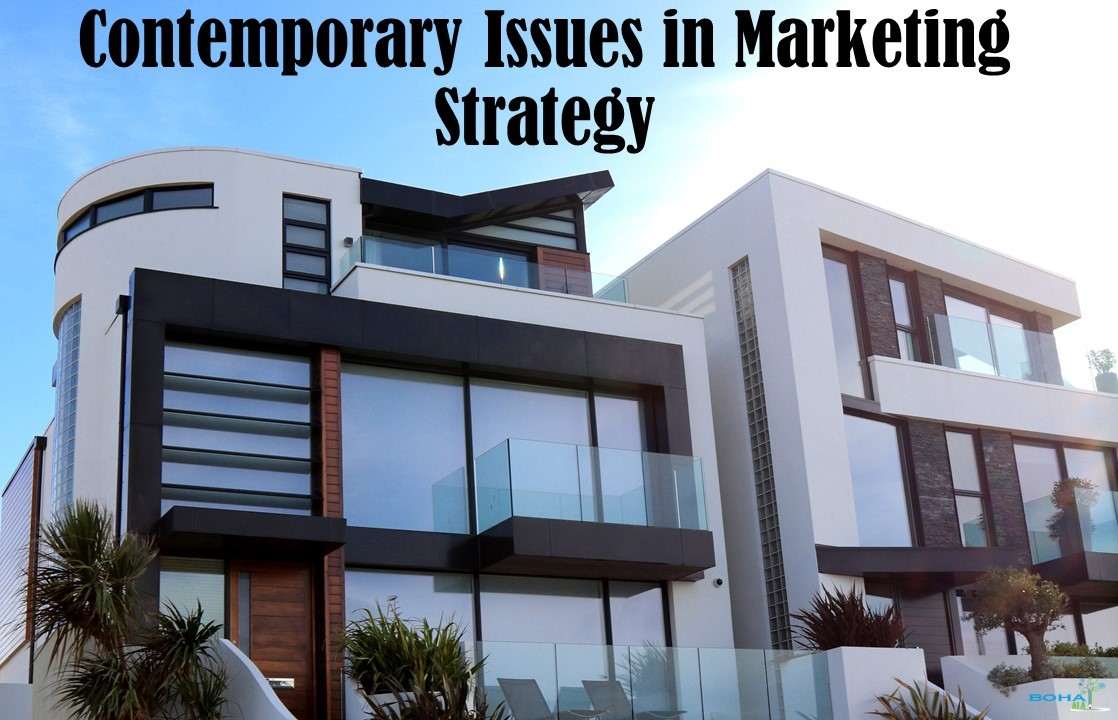 Contemporary Issues in Marketing Strategy