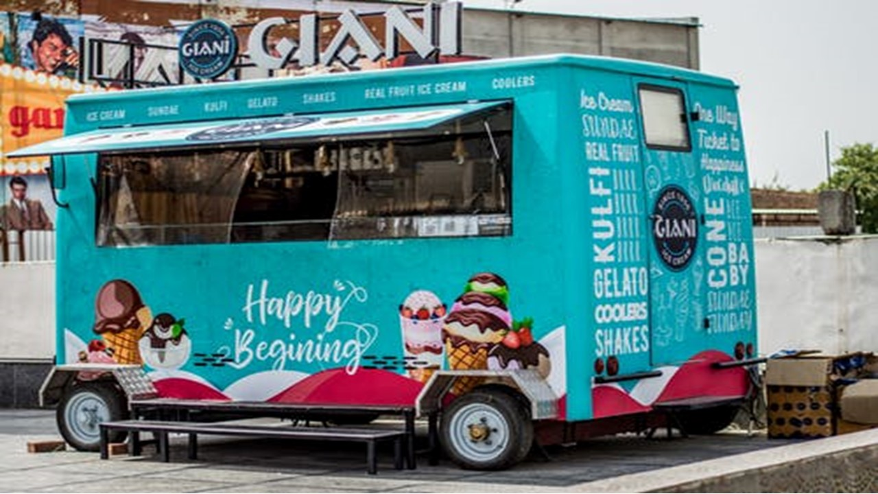 Start-Up Food Truck Venture Business Plan